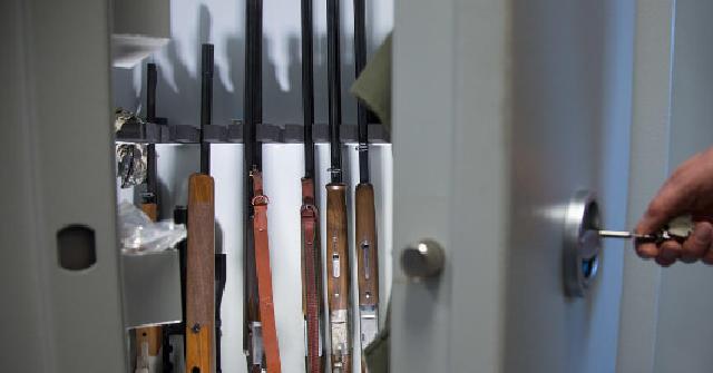 Как правильно хранить оружие в домашних условиях