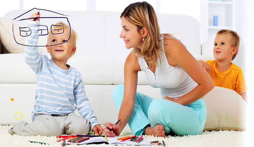 Особенности оформления квартиры на несовершеннолетнего ребенка